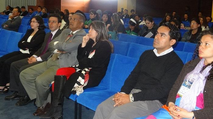V Encuentro Interinstitucional de semilleros 2013