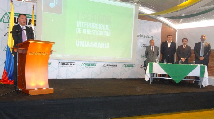 I Semana Internacional de Investigación Jurídica en UNIAGRARIA