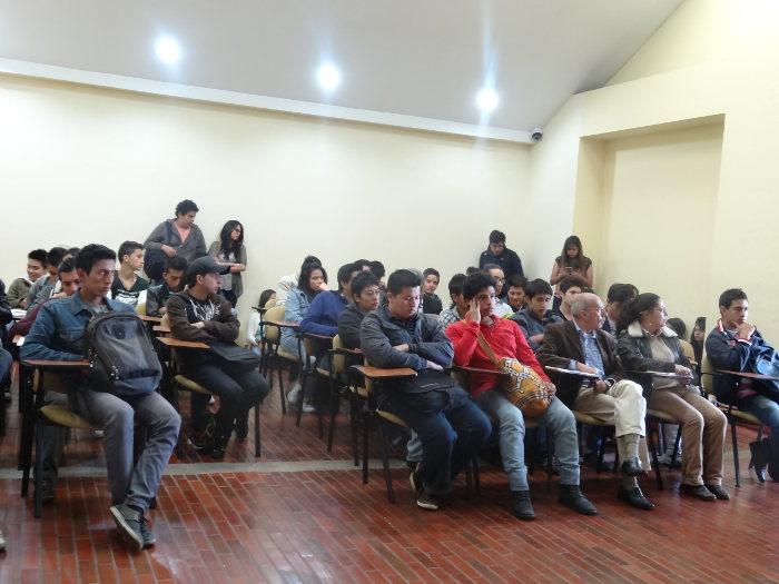 II Encuentro Interno de Semilleros de Investigación