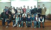 Estudiantes Colegio San Juan de Ávila