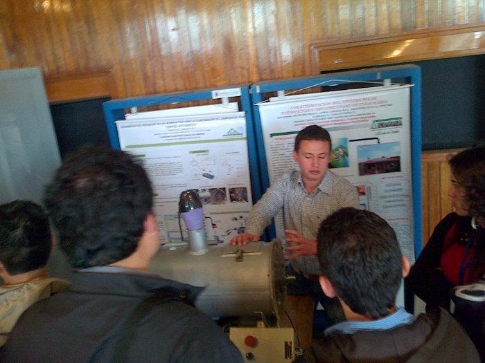 II Congreso Internacional de Ingeniería Mecatrónica y Automatización