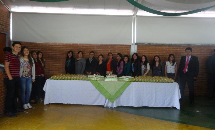 Celebración día del Ingeniero de alimentos uniagrarista