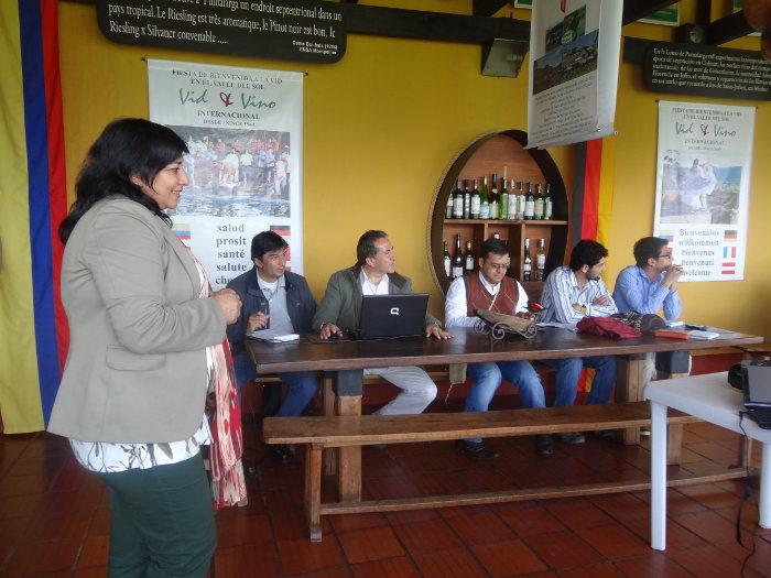 Jornada UNIAGRARIA y Propósito Boyacá por la recuperación del Lago de Tota