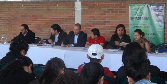 Seminario permanente del Programa Académico de Contaduría Pública en ciencias económicas, ambiente y ruralidad