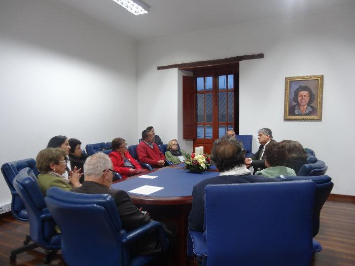 La Dra. Beatriz Gaitán Azuero de Romero engalana nuestra dependencia en Facatativá