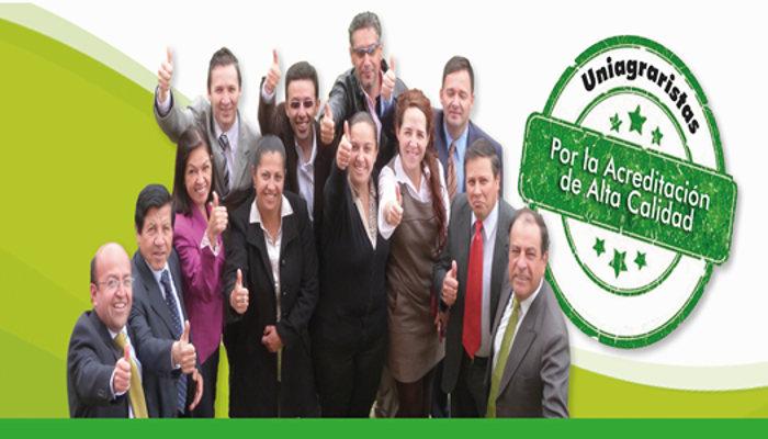 Uniagraria recibió aval del CNA para los procesos de Acreditación