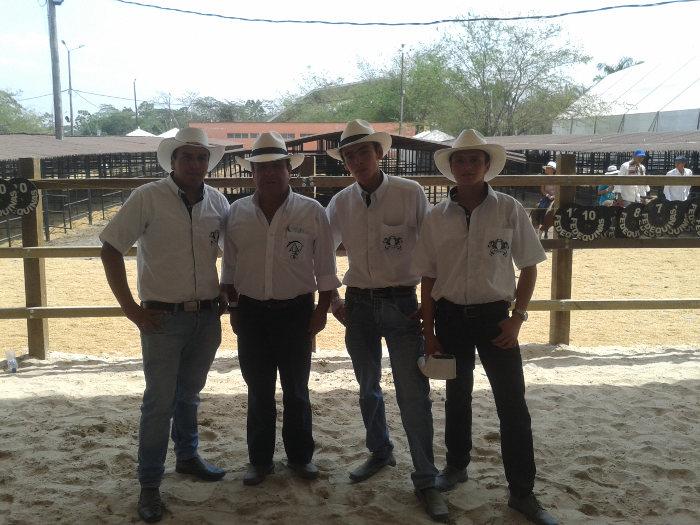 El Club Equino de nuestra Institución presente en la vicepresidencia de la Asociación Colombiana de Clubes Equinos Universitarios ACCEEQUS