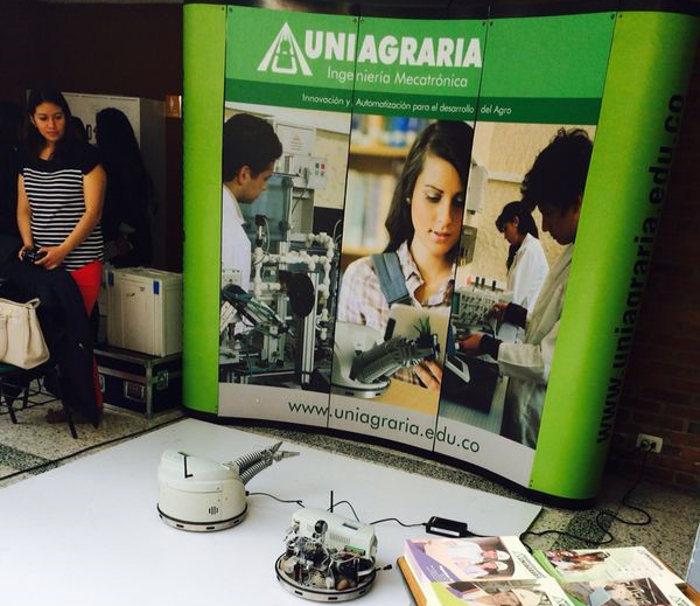 UNIAGRARIA comparte conocimiento con los estudiantes del Colegio Abraham Lincoln