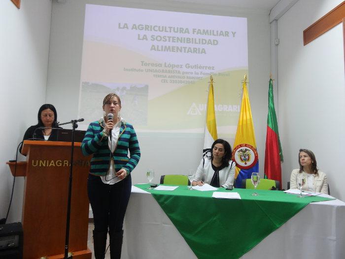 Foro: Mujer Rural