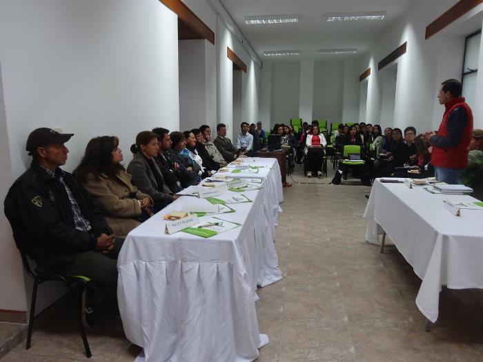 Se realizó la primera Mesa Solidaria en el municipio de Facatativá
