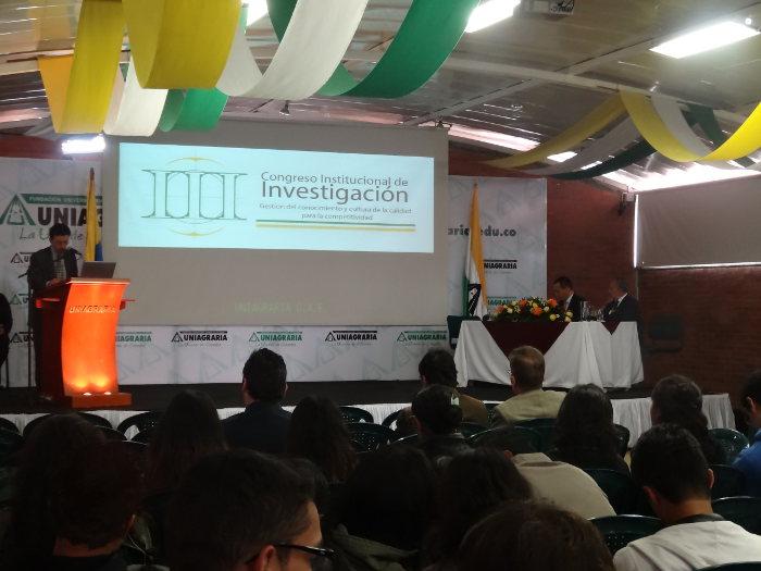 III Congreso Institucional de Investigación