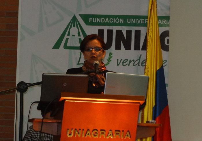 Evento Internacionalización Uniagrarista