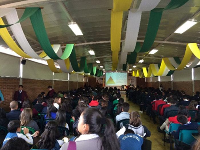 II Encuentro de Comités Ambientales Escolares de La Mesa de Educación Ambiental de la Localidad de Suba-Meal -Bachillerato