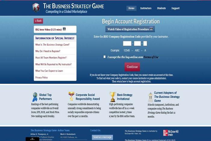 Alumnos de Administración Financiera y de Sistemas reciben reconocimiento en el simulador Business Strategy Game