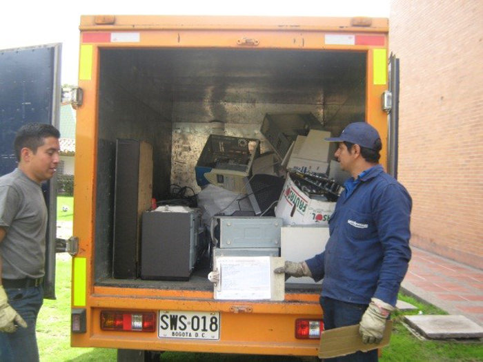 """Cierre de la Campaña """"Recolección y reciclaje de aparatos eléctricos y electrónicos"""""""
