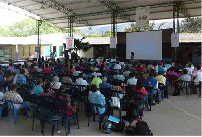 Uniagraria participa en el Primer Foro Regional Magdalena Centro de Agricultura Familiar