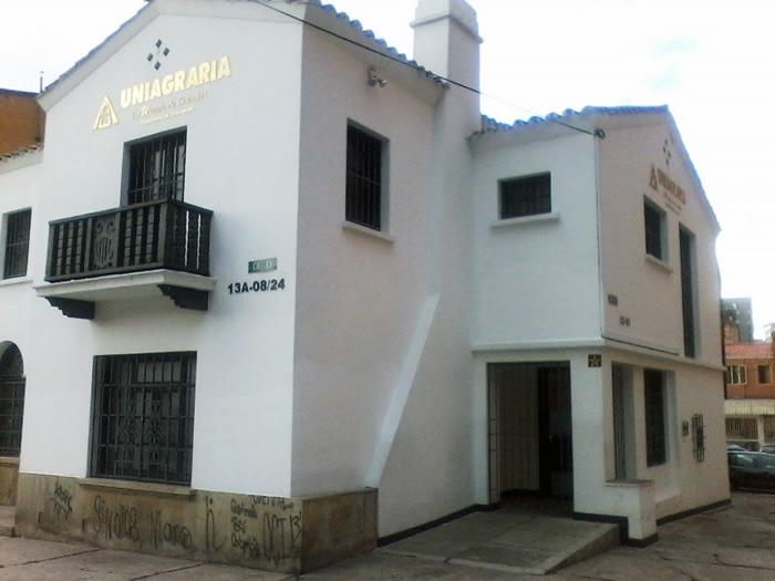 ¿Has visitado nuestra sede en la localidad de Teusaquillo?