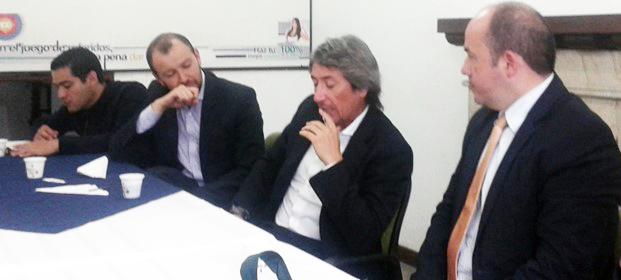 La Dependencia  en Teusaquillo de Uniagraria recibió la visita internacional del Dr. Áquiles Hernández