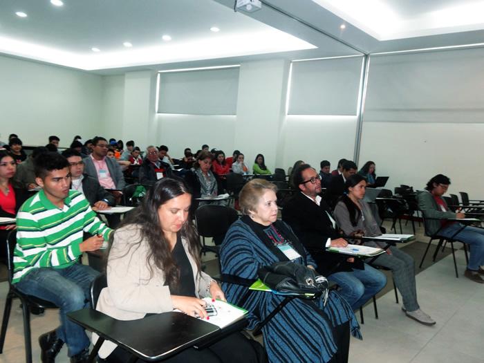 En la foto: Participantes del este primer foro sobre Agricultura Familiar en el municipio de Facatativá.