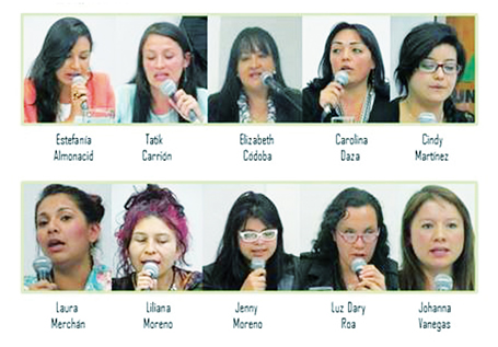 Diez Mujeres Poetas Cantan a la Tierra
