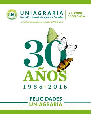 Felicitaciones a UNIAGRARIA y  al Cuerpo de Fundadores