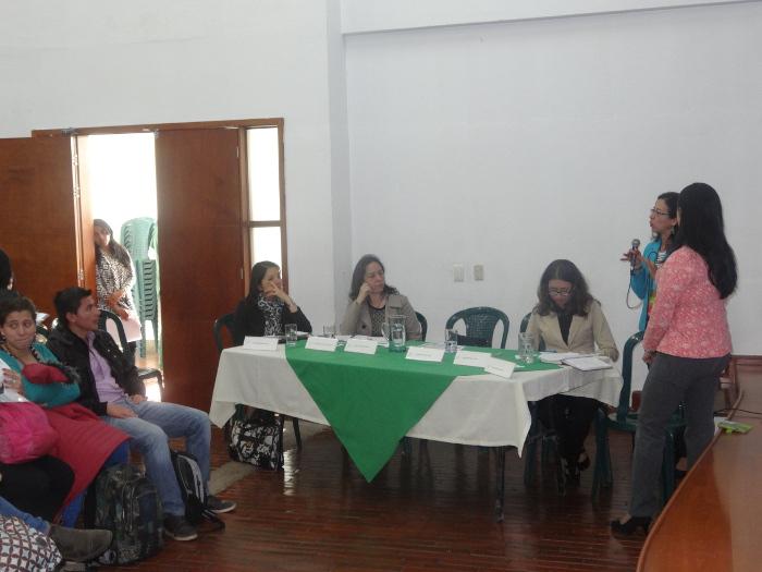 Panel: Inocuidad Alimentaria en Colombia