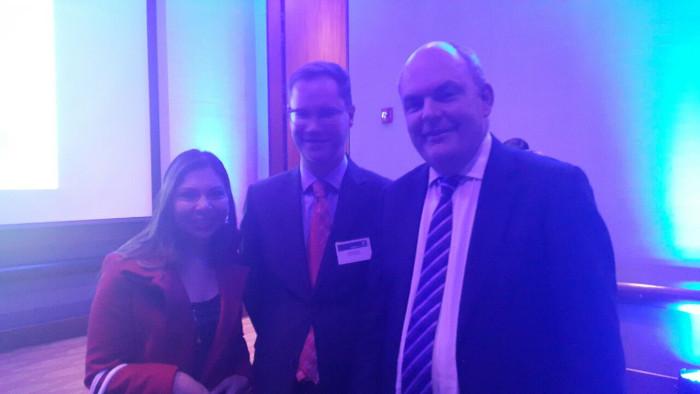 La ORI participa en el evento en honor al Ministro de Educación Superior, Capacitación y Empleo de Nueva Zelandia, Dr. Hon Steven Joyce