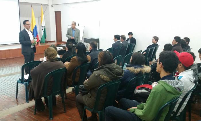 Conferencia: Agricultura de Precisión en Colombia: Aportes de la Ingeniería a  la Innovación