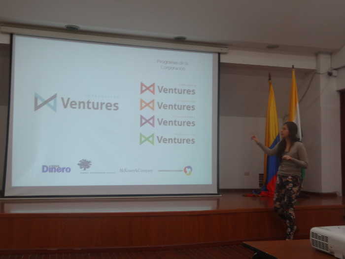 "Concurso Nacional de Emprendedores: ""Ventures"""