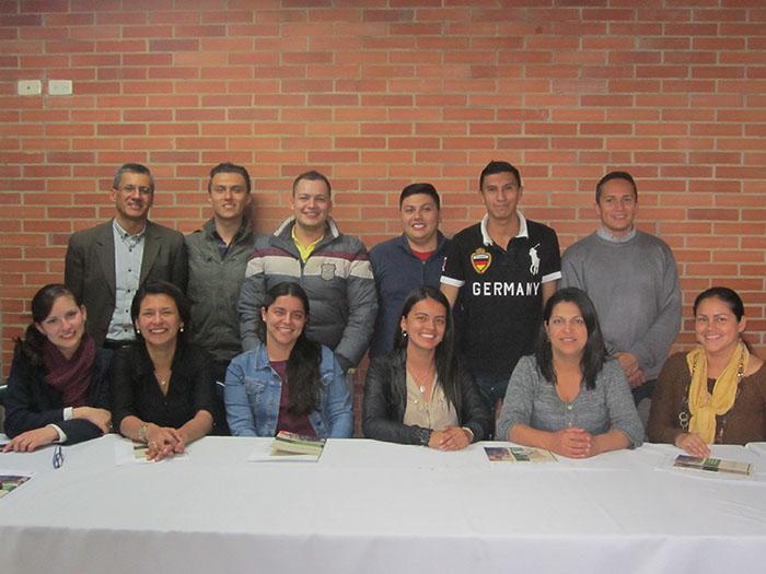 El Programa de Ingeniería Agroindustrial realizó la reunión con estudiantes de último ciclo