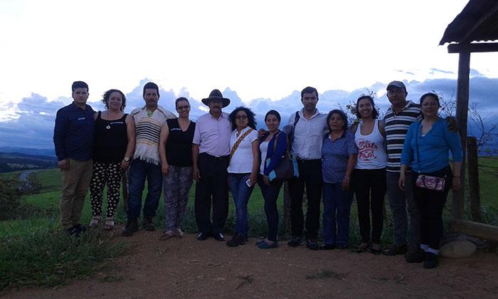 UNIAGRARIA apoya a asociaciones dentro de las actividades del Centro de Investigación, Innovación Social y Transferencia Tecnológica del Ariari.