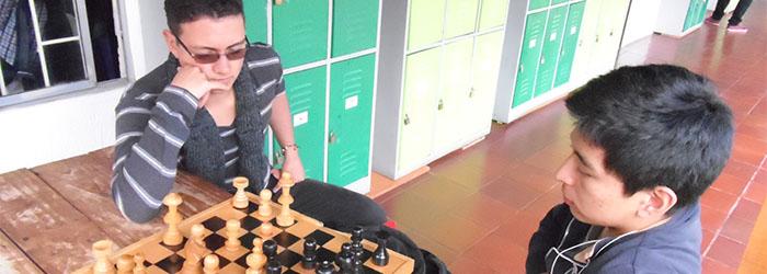 Nuevo club de ajedrez en UNIAGRARIA