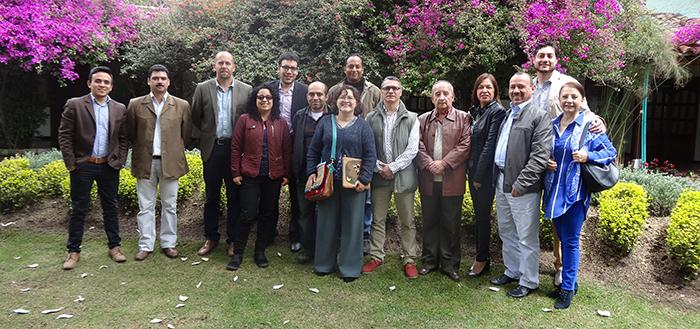 Culminó con  éxito la visita de pares académicos con fines de Acreditación del Programa de Ingeniería Industrial