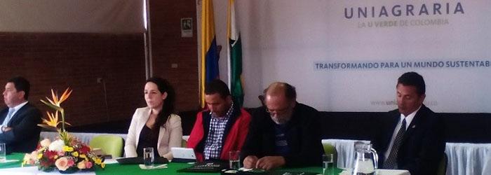 Encuentro de directores y decanos de los Programas de Zootecnia de Bogotá y Cundinamarca