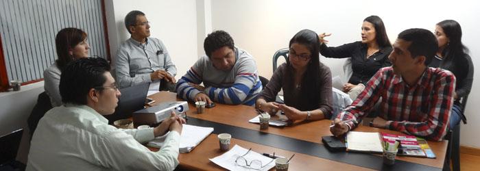 Personal de UNIAGRARIA se capacita en el uso de la plataforma Siembra