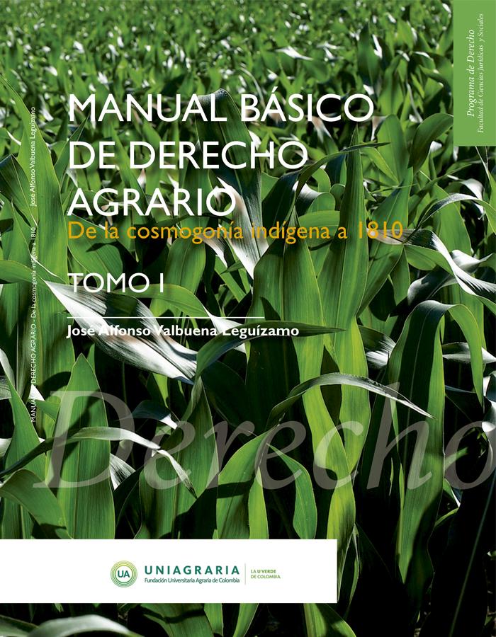 Manual básico de derecho agrario