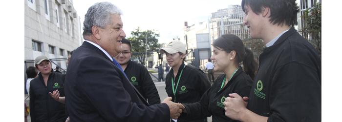 UNIAGRARIA en Seminario sobre los Desafíos de la Educación Superior y Paz en Honduras