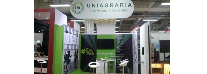 UNIAGRARIA cautiva con sus programas en la Feria Ganadera