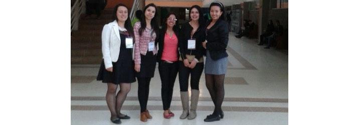 La U verde de Colombia en Encuentro Nacional de Investigación