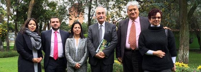 UNIAGRARIA firma alianza por el desarrollo del país con el IICA