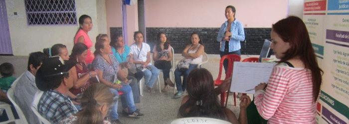 UNIAGRARIA presenta sus programas y proyectos en Viotá
