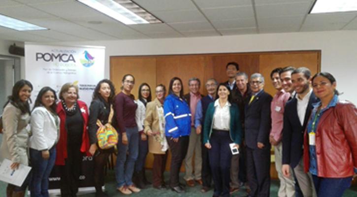 UNIAGRARIA elegida para Presidir el Consejo de Cuenca Baja del POMCA Río Bogotá durante 2017
