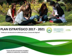 Plan estratégico 2017-2021