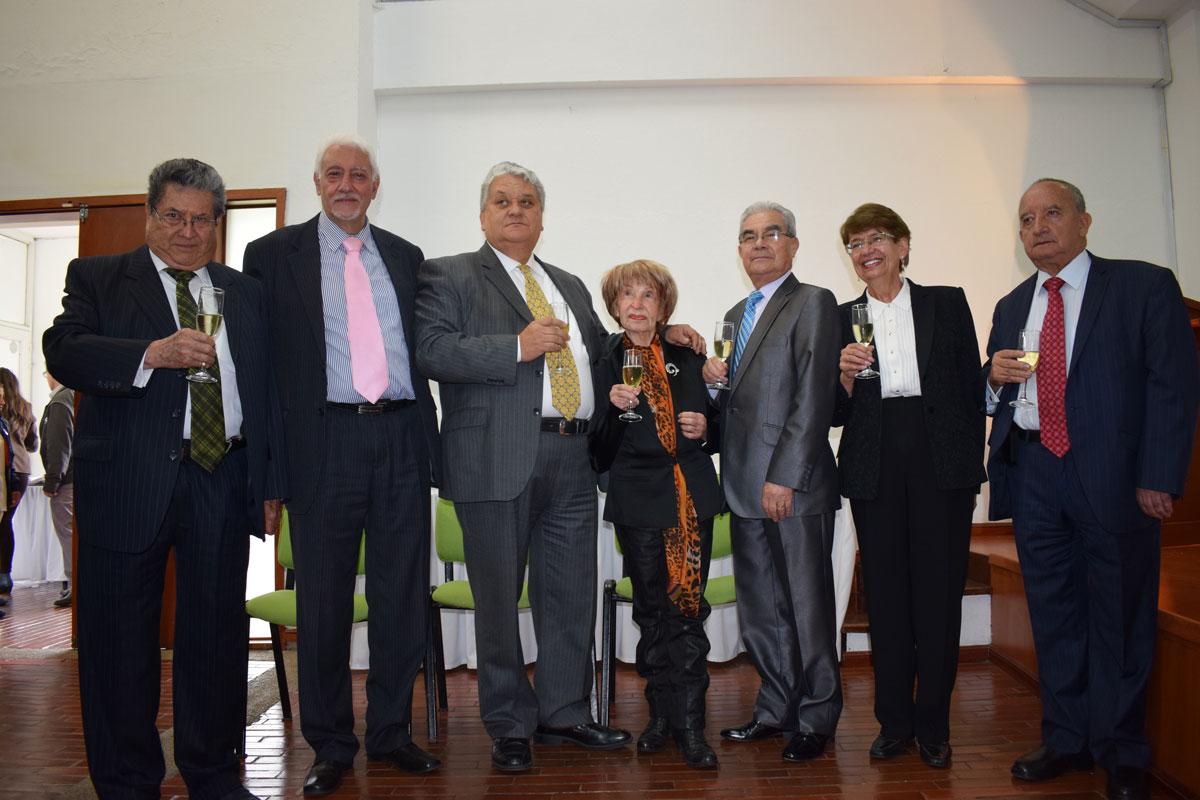 Emotiva ceremonia para celebrar el Día del Fundador UNIAGRARIA