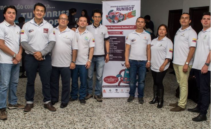 UNIAGRARIA participó en el IV Megatorneo Internacional RUNIBOT 2017