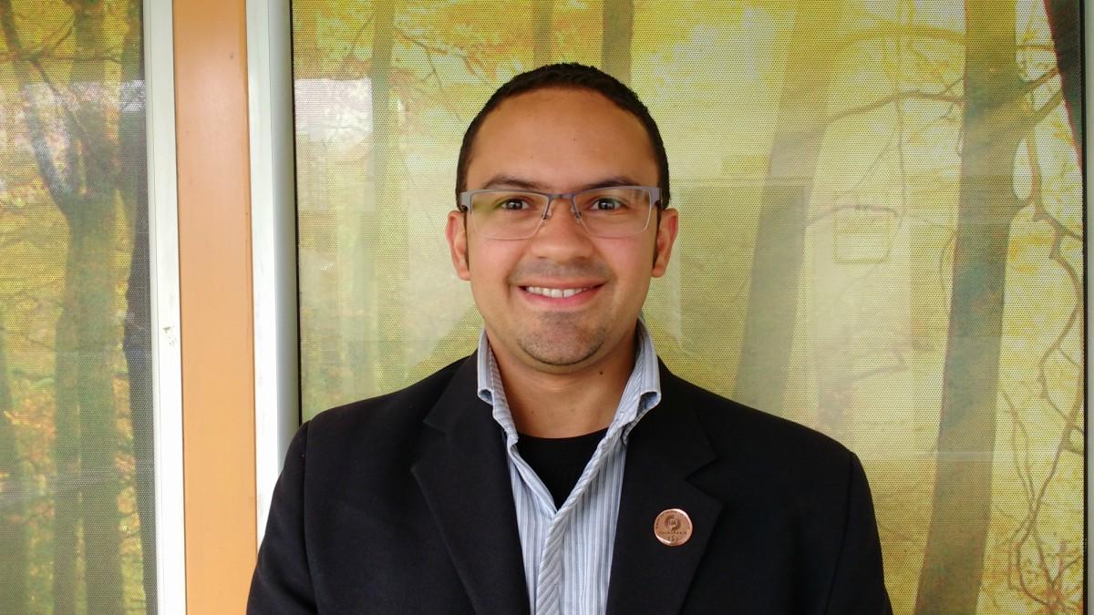 Docente del programa Ingeniería Industrial reconocido por su labor en UNIAGRARIA