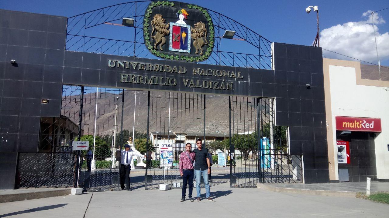 Estudiantes de Ingeniería Agroindustrial cursarán semestre académico en el Perú