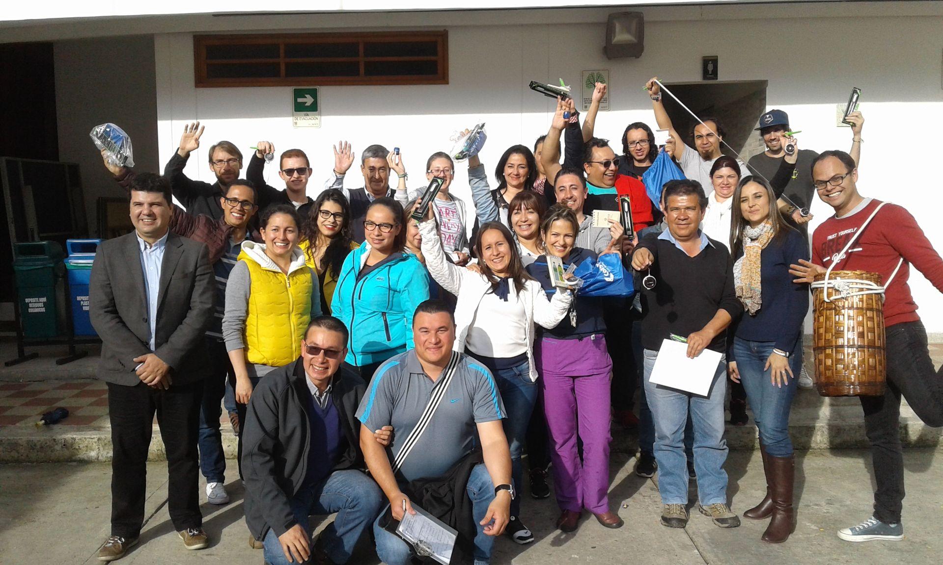 Día de integración para los trabajadores de nuestra sede Facatativá