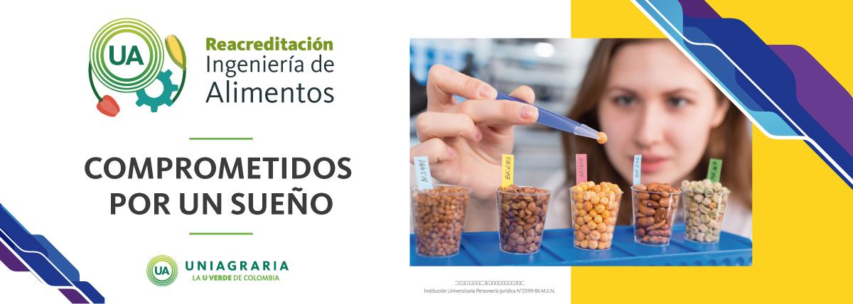 Hacia la renovación de la Acreditación en Ingeniería de Alimentos