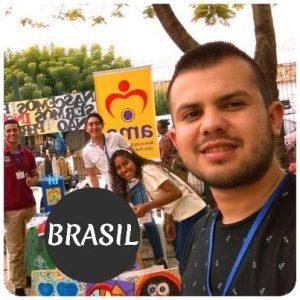 Manuel Vargas, estudiante de ingeniería industrial